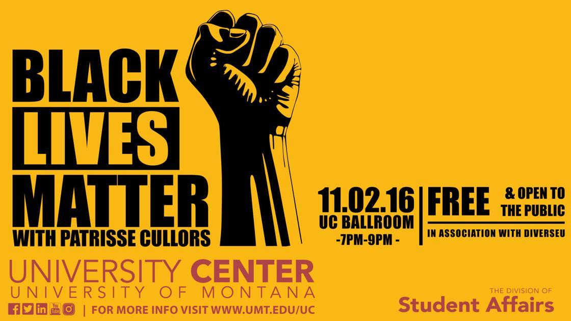 Co Founder Of Black Lives Matter Movement Set To Speak At