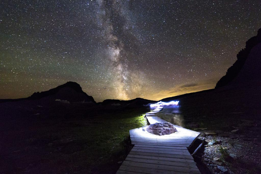 Up all night: Glacier Park's nighttime stories come alive in