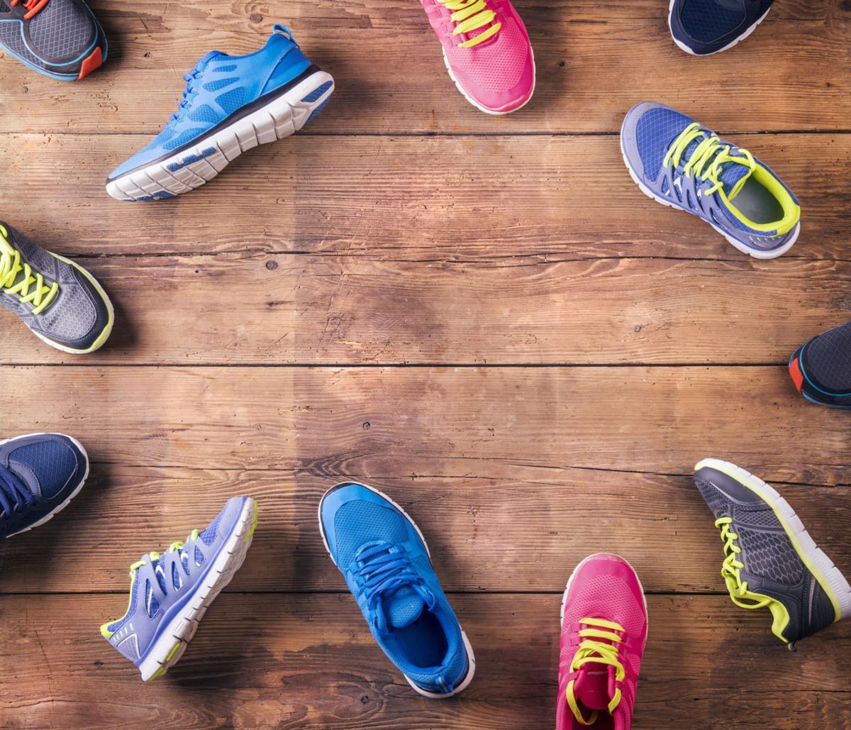 shoe stockimage