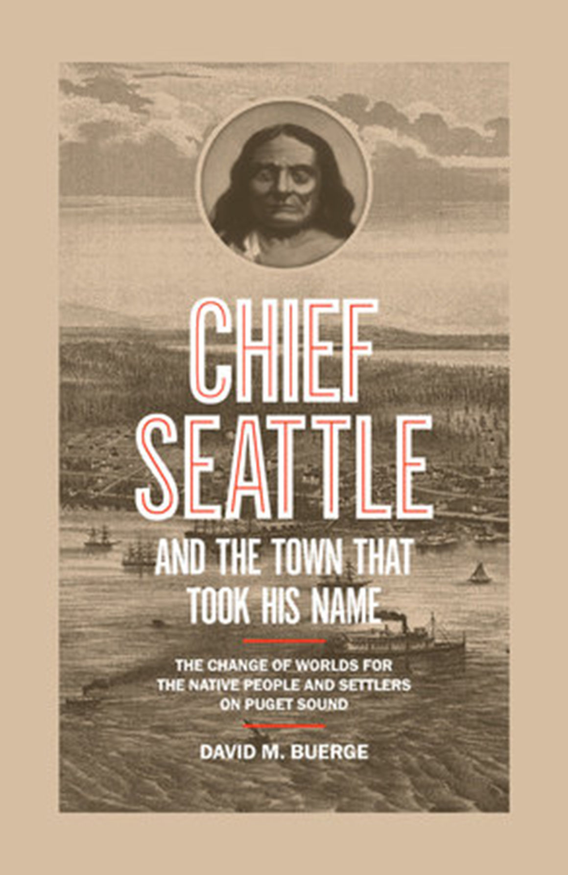 BOOKS BOOK-CHIEFSEATTLE-BUERGE SE