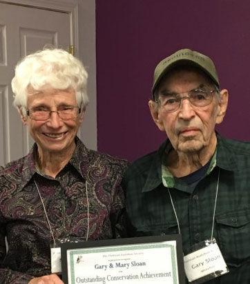 Mary and Gary Sloan