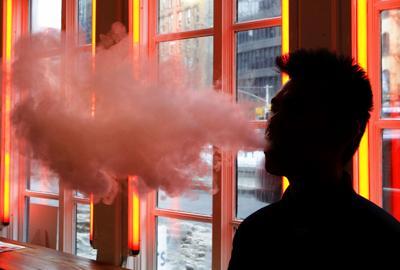 Vaping-Lung Damage-New York