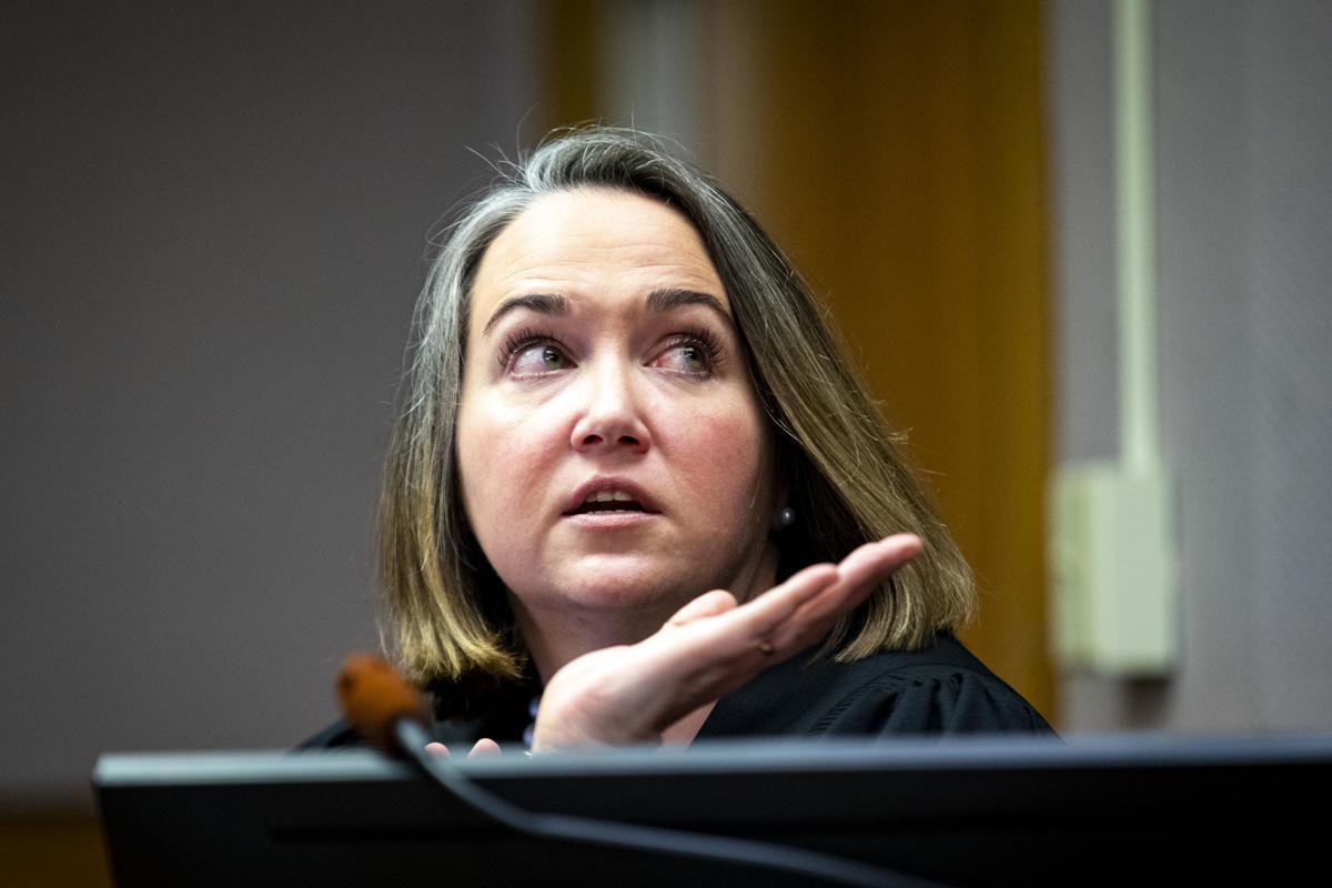 Judge Jessica Fehr