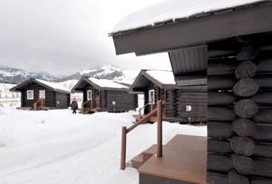 MSU undergraduate helps Yellowstone facility reduce energy use