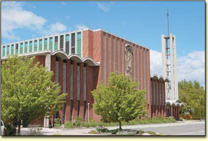 st anthony church