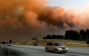 Updated: Lolo Peak fire - 'Trying to take control of the beast'