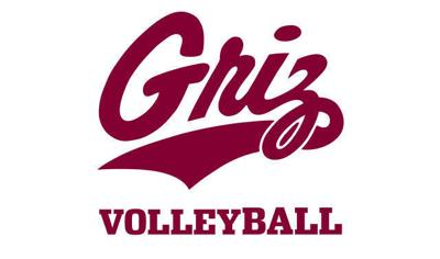Griz volleyball logo