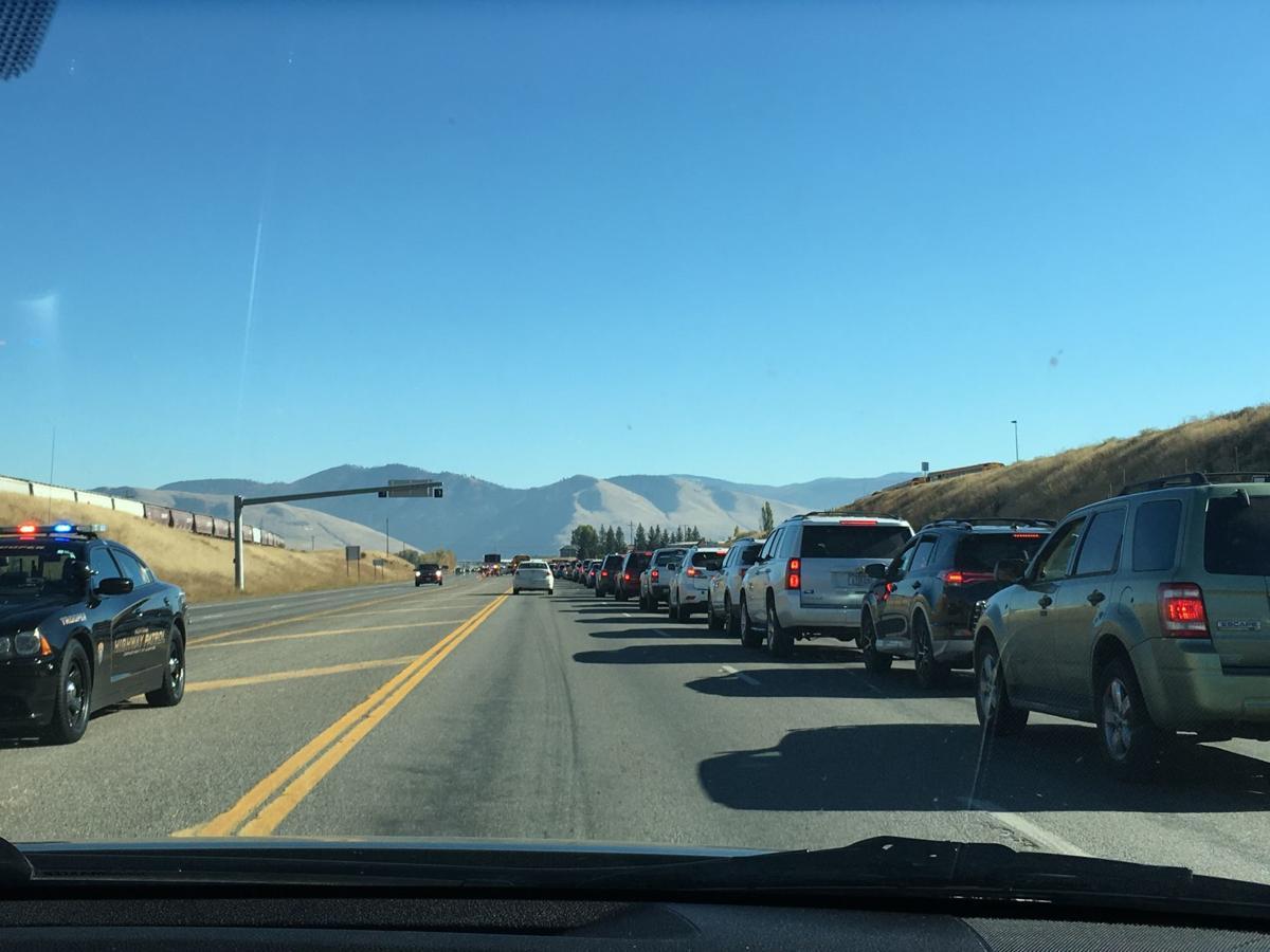 Trump traffic