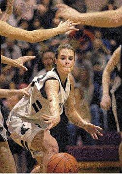 Ali-oop - Hurley leads Anaconda to new heights in pursuit of championship
