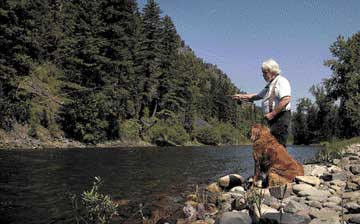 Ripple in time - the nearly forgotten art of wet-fly fishing