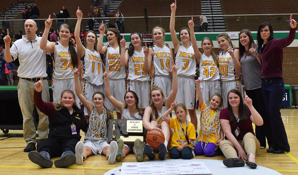 Belt Huskies win fifth Class C championship in six years
