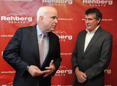 John McCain Denny Rehberg