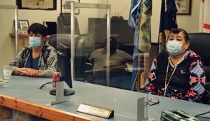 Study: Masks, travel limits pay off for Blackfeet