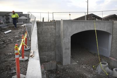 Russell street underpass file