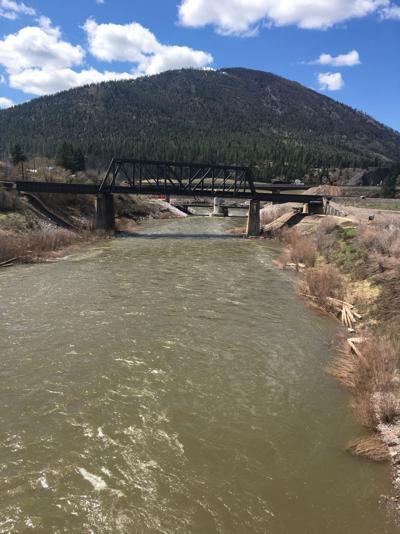 Blackfoot Railroad Bridge 4.29.19