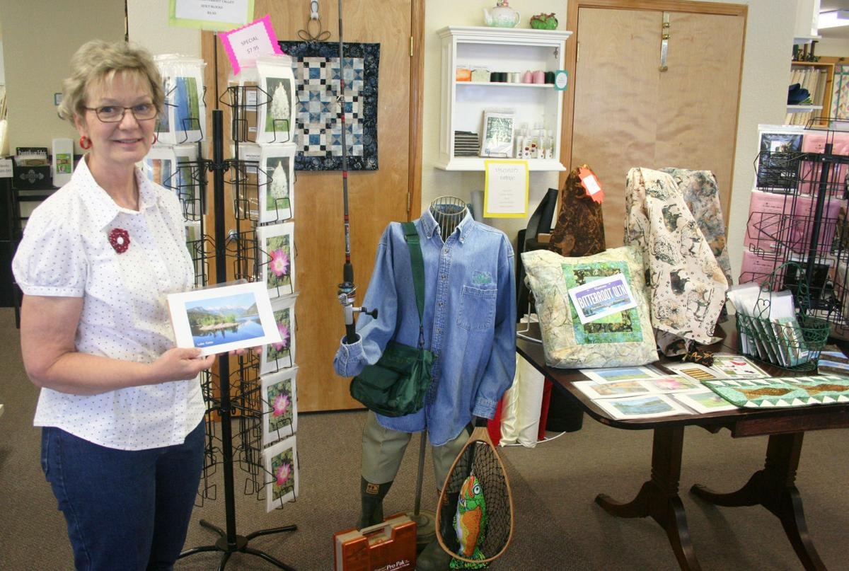 Gathering pieces: Local quilt shop participating in 'Row by Row H2O Experience'