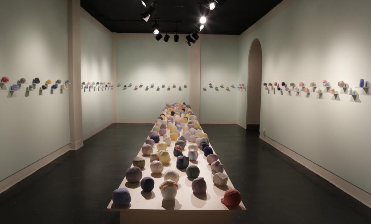 """Cori Crumrine's MFA thesis exhibition, """"Strange Rarities"""""""