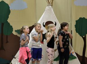 Hall Passages: Paxson students write bilingual play based on own legends