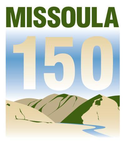 Missoula 150 Logo