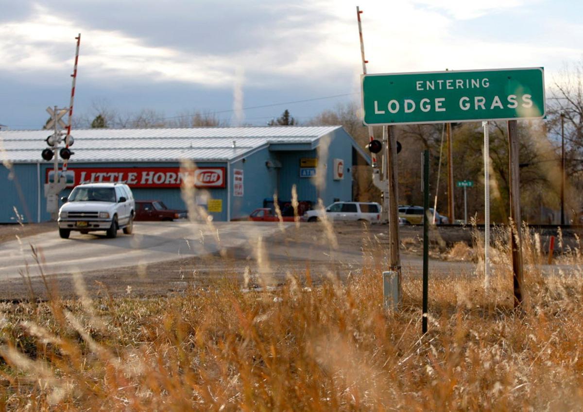 Lodge Grass