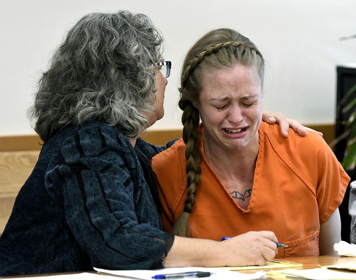 Tiffanie Pierce Sentencing
