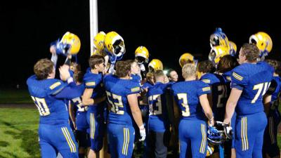Thompson Falls Bluehawks
