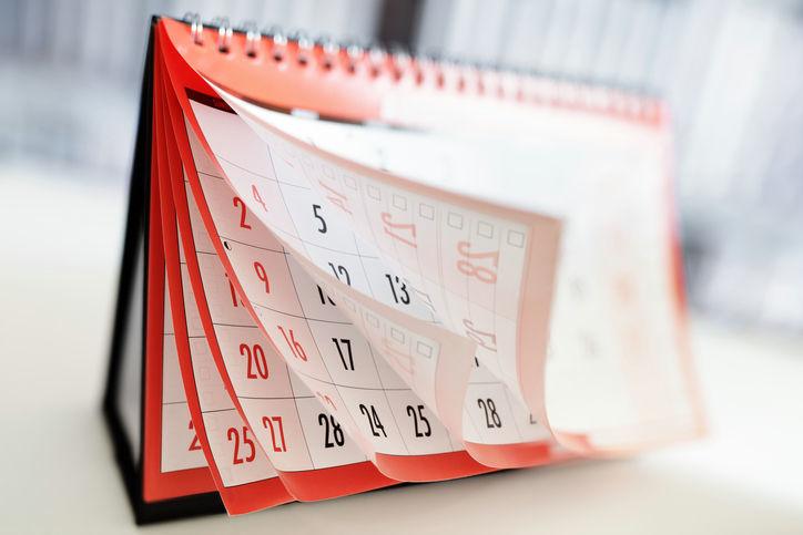 calendar stockimage