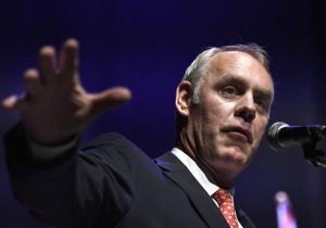 Zinke talks issues at Western Governors' Association meeting
