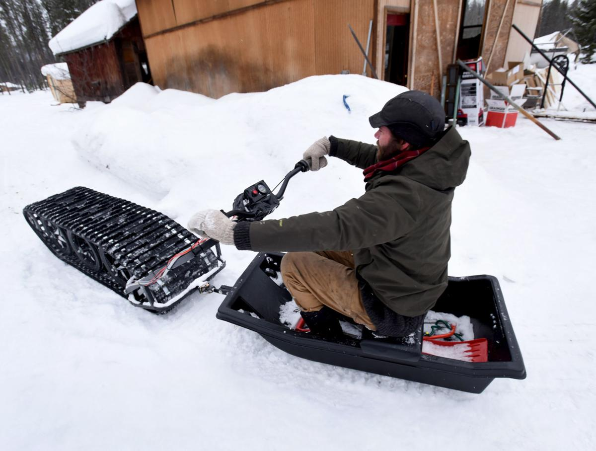 Silent And Speedy Snow Track May Revolutionize Winter