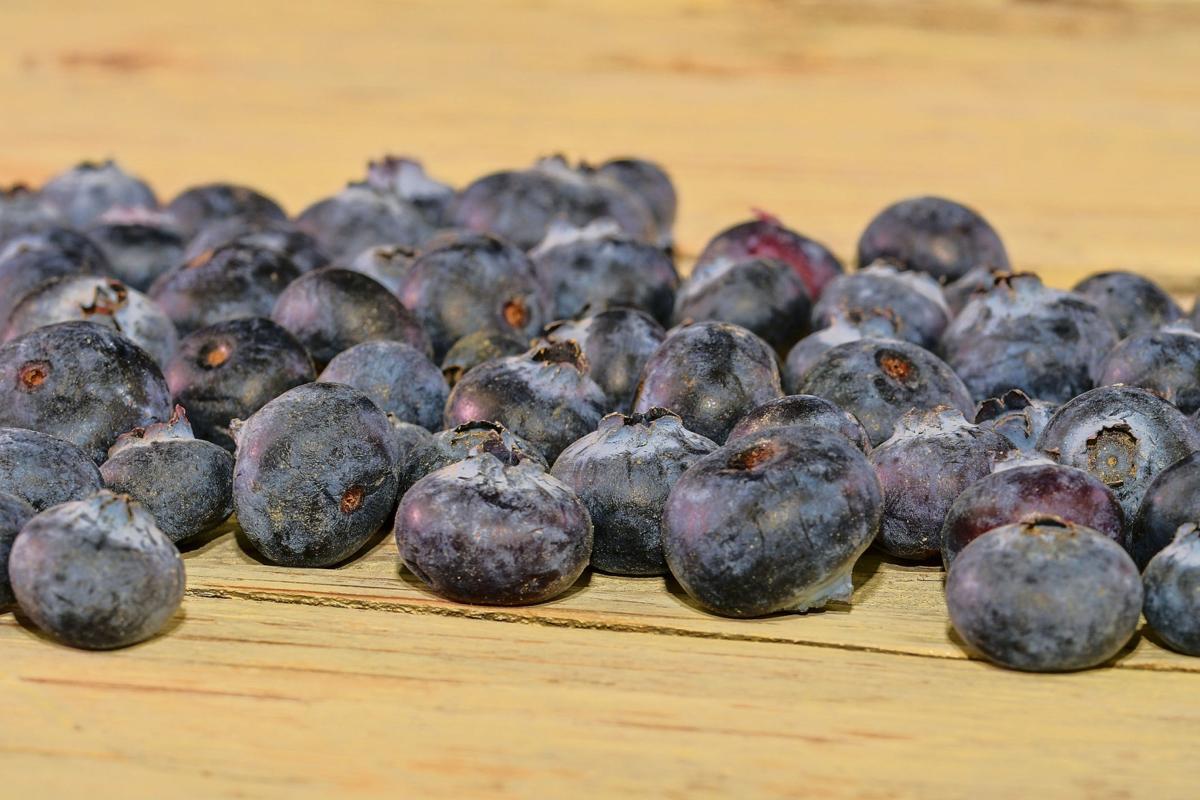 Huckleberries 3 STK