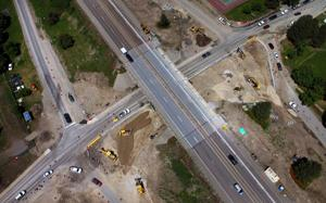 I-90 off-ramp at Van Buren to be closed next week