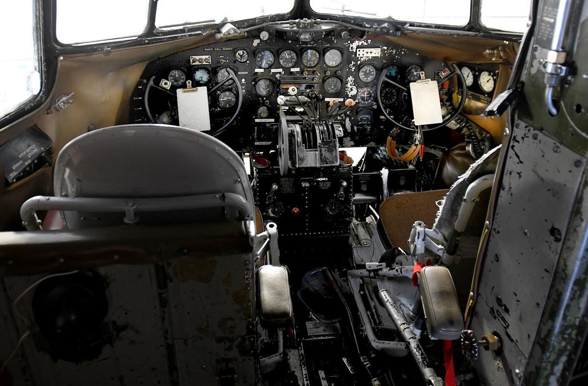 Mann Gulch C-47 2