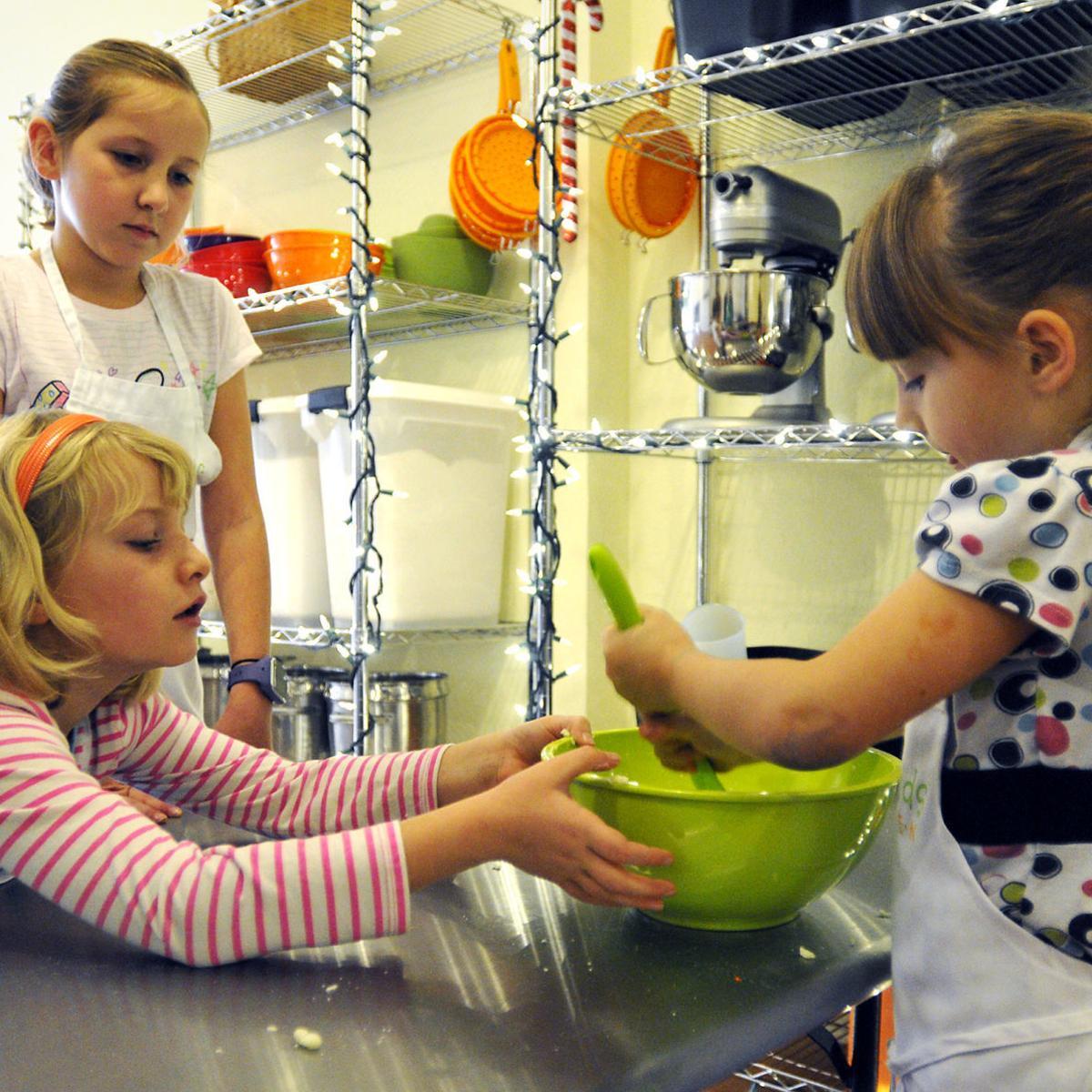 Kids Given Full Rein Of Taste Buds Kitchen For Thanksgiving