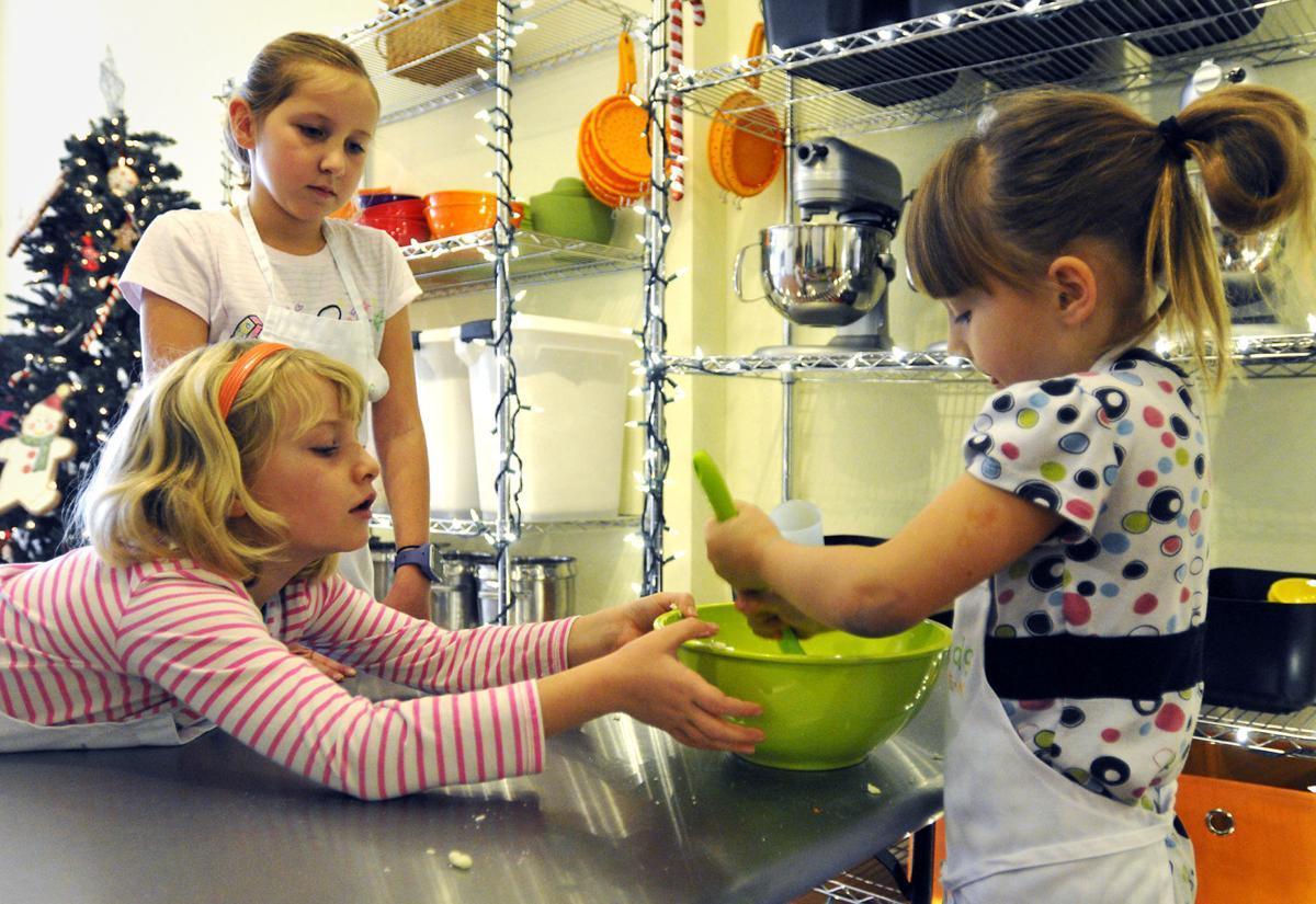Kids given full rein of Taste Buds Kitchen for Thanksgiving ...