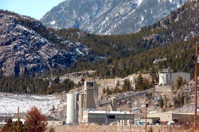 The Stillwater mine