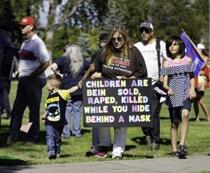 Demonstrators protest perceived tyranny at two-day rally in Helena