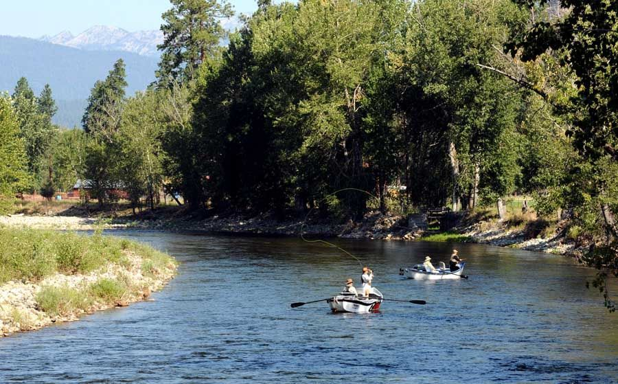 Bitterroot river fishing report water outflows will drop for Bitterroot river fishing report