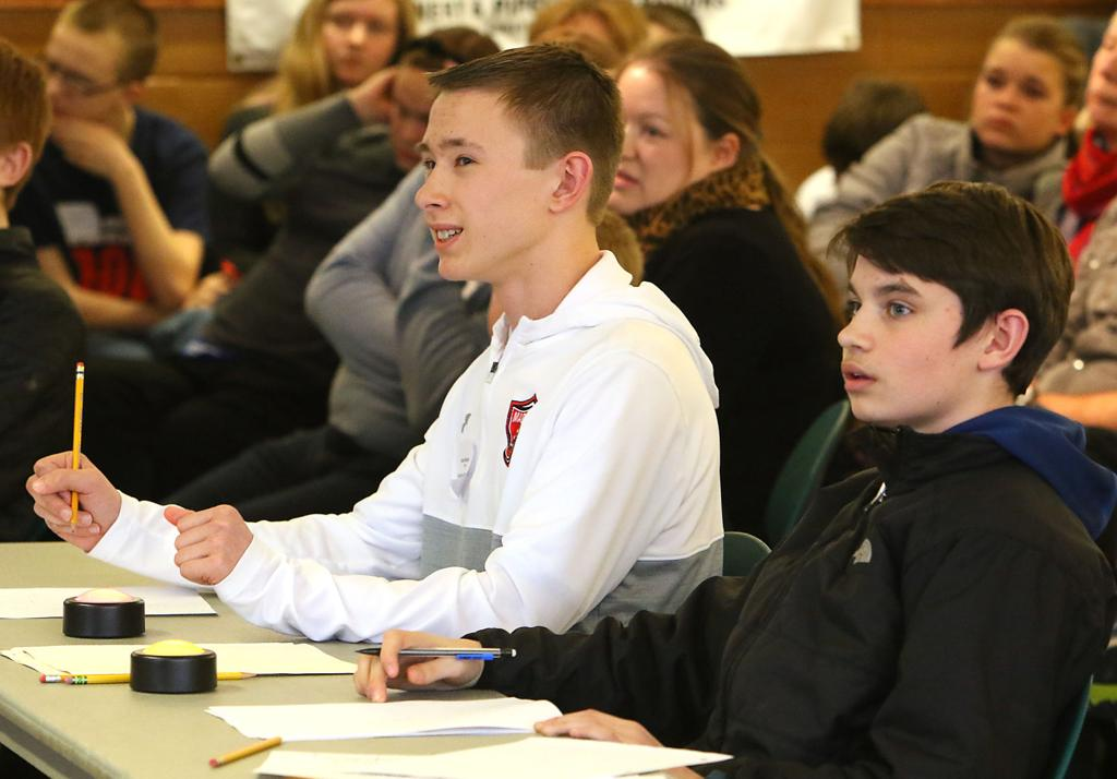 Brainiacs Montana S Best Emerge From State MathCounts