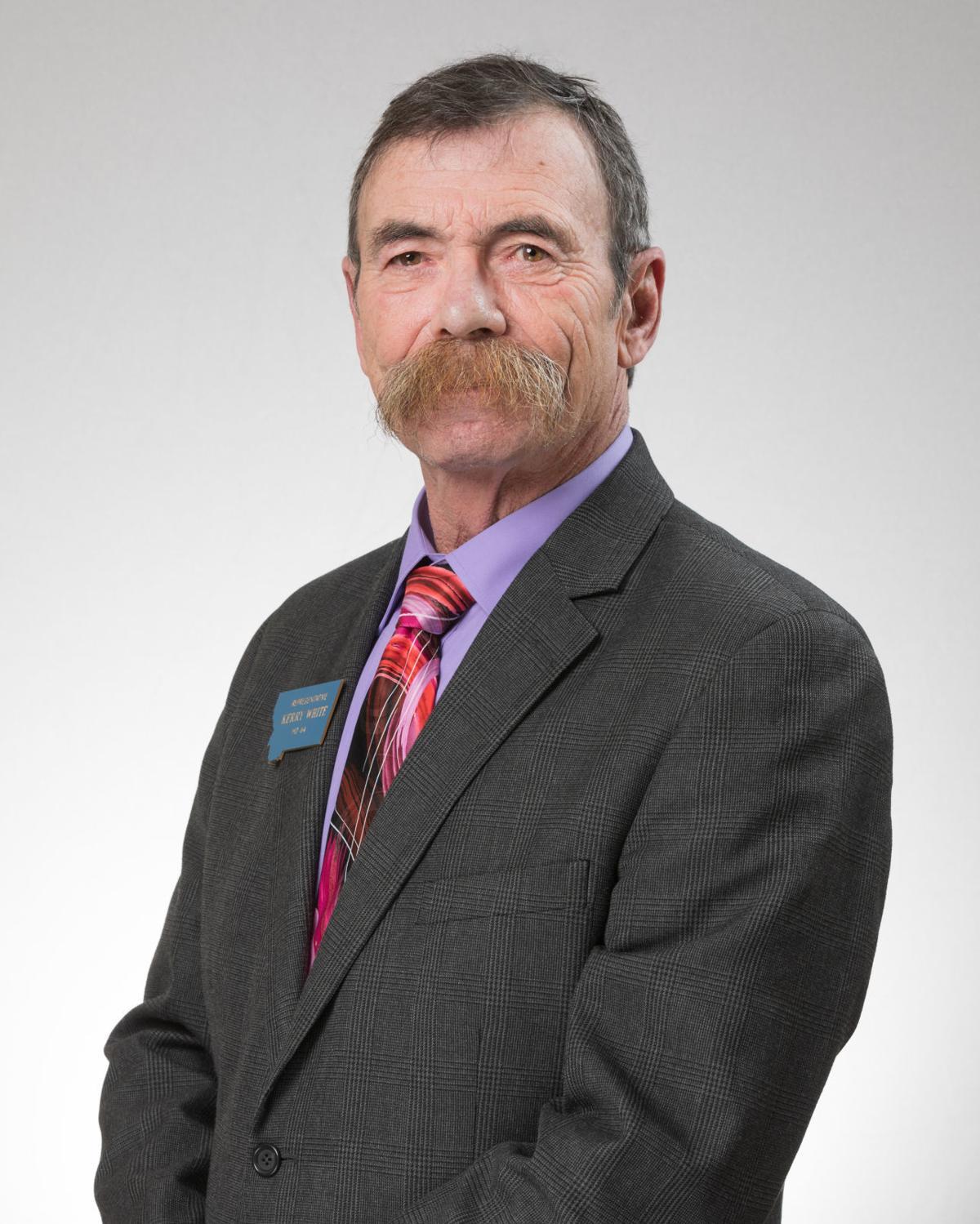 Rep. Kerry White R-Bozeman HD 64