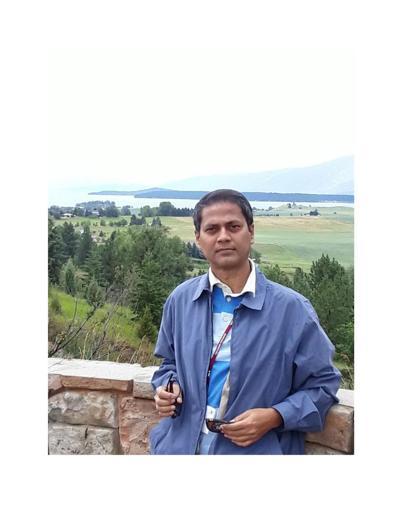 Hassan Iqbal in Montana
