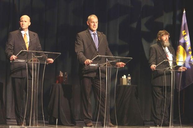 061514 Montana U.S.  House Congressional Debate