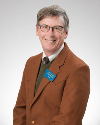 Rep. Tom Woods (D-Bozeman)