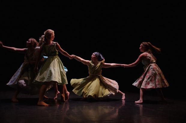 'Dance New Works'