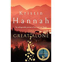 """""""The Great Alone"""" by Kristin Hannah, publicity photo"""