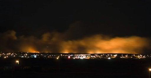 Blackfeet Fires
