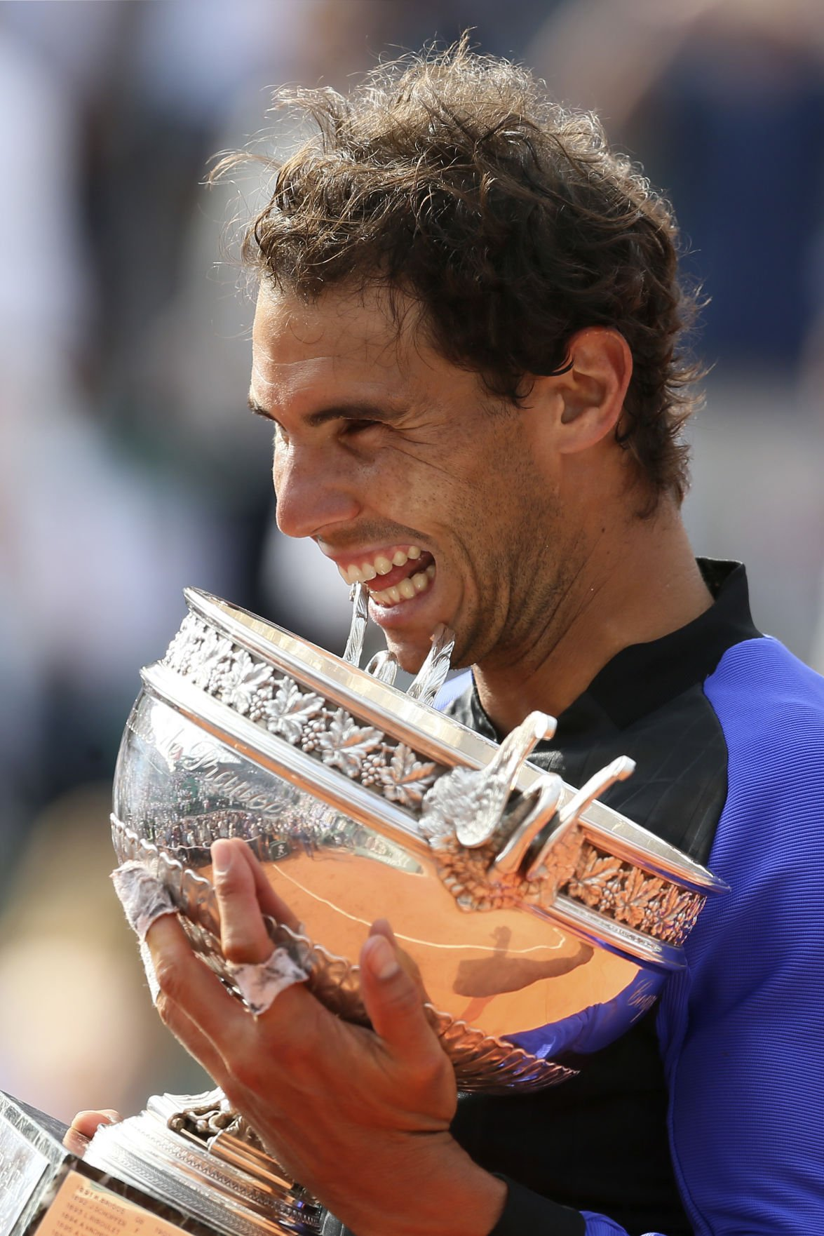 France Tennis French Open (MIS)