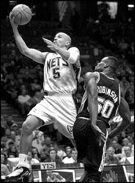 Harris, Nets sink Spurs | | missoulian com
