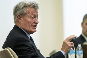 Baucus and 'Revenant' author: U.S. needs allies in China trade war