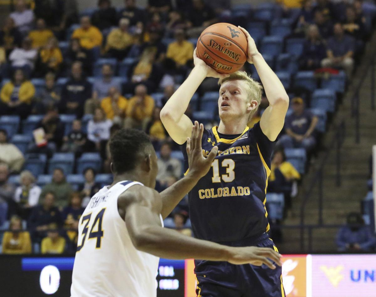 Northern Colorado West Virginia Basketball