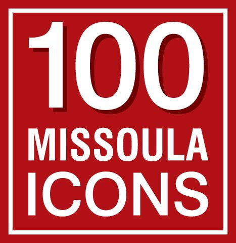 100 Missoula Icons logo